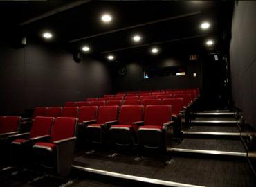 Deluxe Screening Room