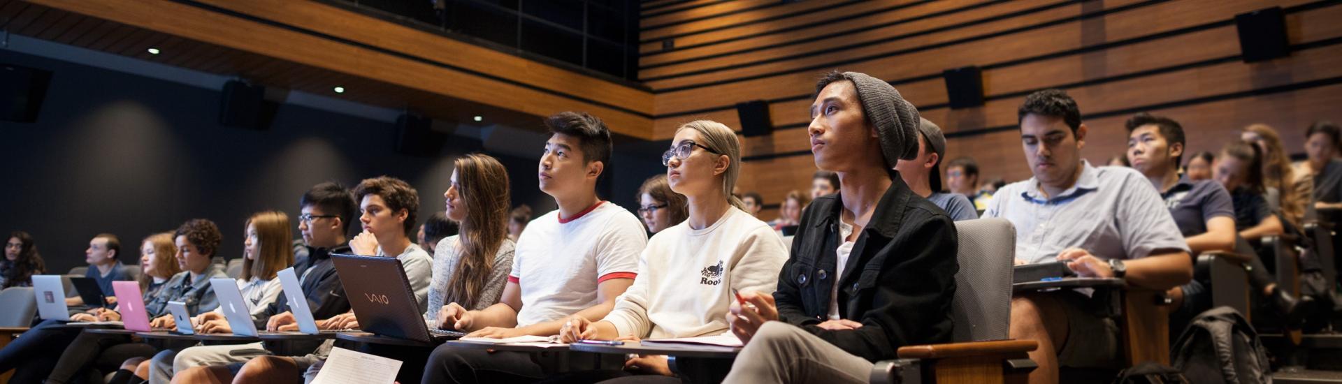 CSI undergraduate class